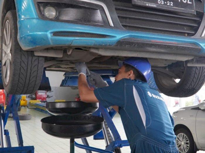 Masa PSBB, Konsumen Bisa Tetap Rawat Mobil Suzuki di Rumah