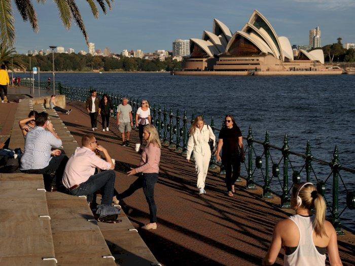 Kisah Turis Kolombia yang Terjebak Lockdown Australia Selama Tiga Bulan