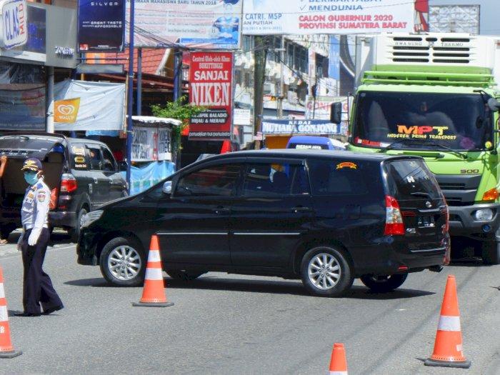 Operasi Ketupat, Polisi Berhasil Putar Balik Arah Kendaraan Sebanyak 68.946 Unit