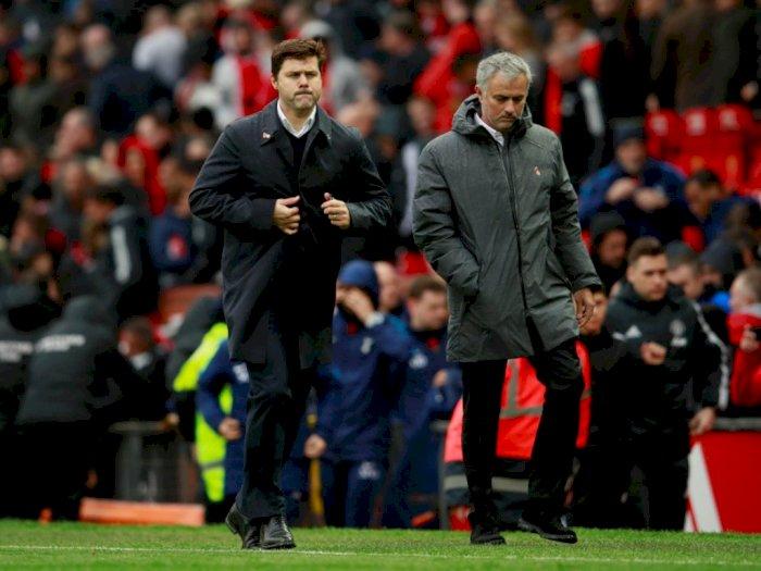 Pochettino: Aku Senang Mourinho Tangani Tottenham Hotspur