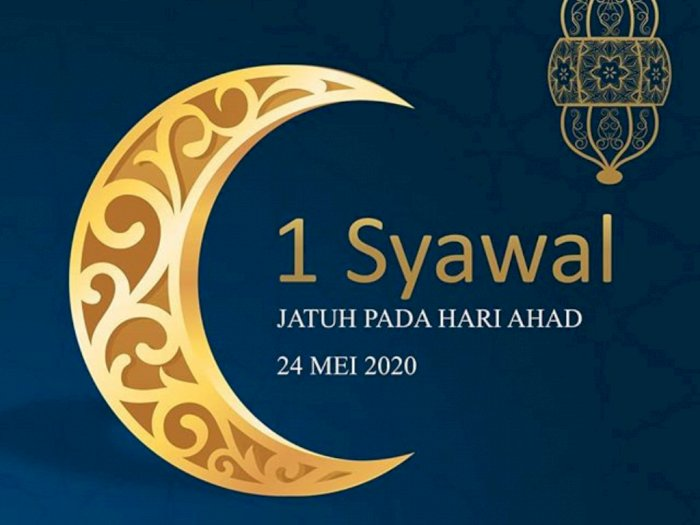 20 Kata-Kata Mutiara untuk Ucapan Idul Fitri 2020, Pas untuk Lebaran di Masa Wabah Corona