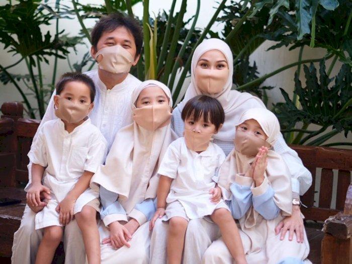 Rayakan Lebaran, Zaskia Adya Mecca: Ramadhan Tahun Ini Terspesial Sepanjang Hidup