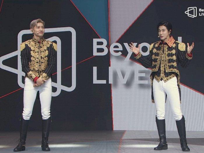TVXQ Sukses Gelar Konser Virtual, Fans Histeris