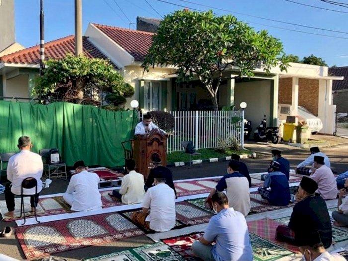 Salat Idulfitri saat Corona, Ketua DPRD DKI: Mari Berdoa Agar Lulus Ujian Ini