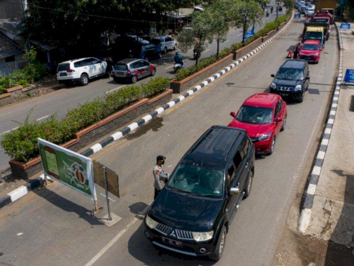 Jasa Marga Catat 465 Ribu Kendaraan Tinggalkan Jakarta
