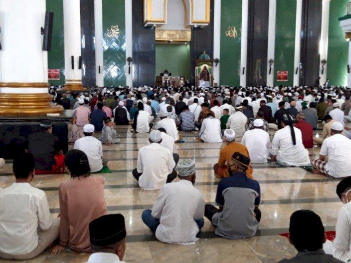 Khatib: Nabi Muhammad SAW Pernah Terapkan Physical Distancing