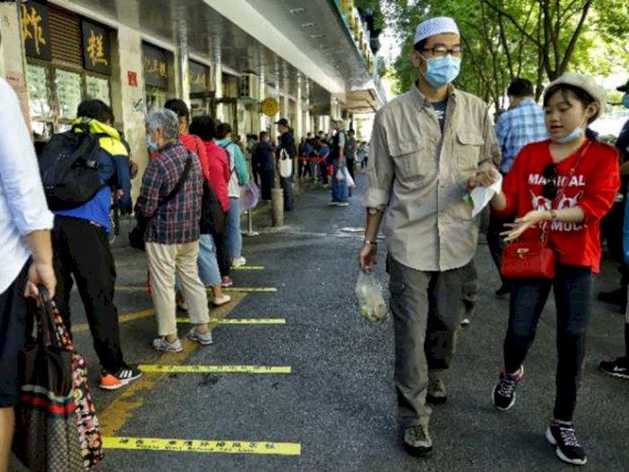 Rayakan Idul Fitri, Umat Muslim Tiongkok Lakukan Silaturahmi Online