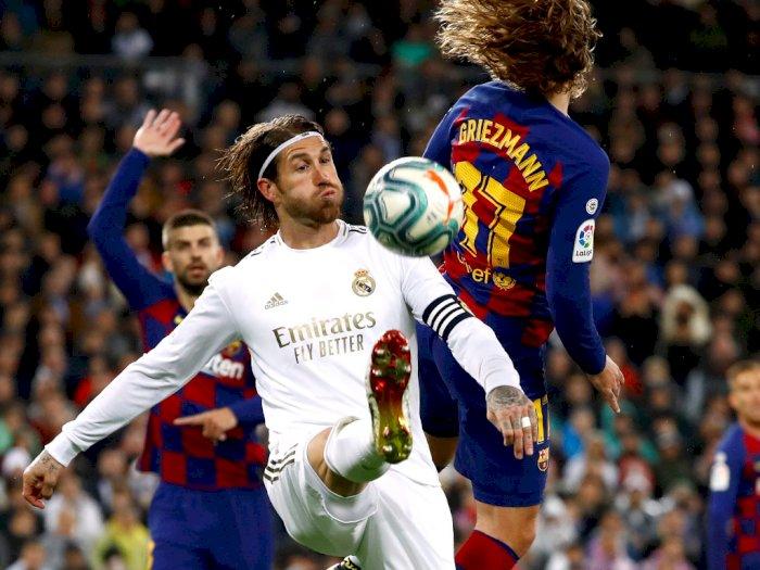 Wasit Di Spanyol 90 Persen Dukung Madrid