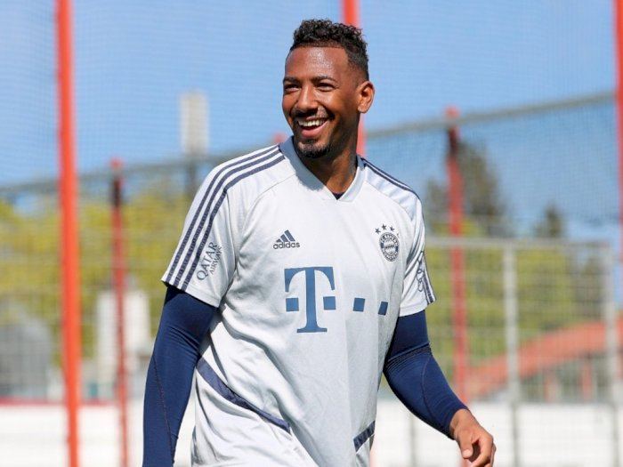 Boateng Bertahan di Bayern Munchen Berkat Hansi Flick