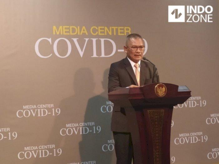 Jubir Covid-19 Achmad Yurianto: Jangan Menyerah Lawan Virus Corona