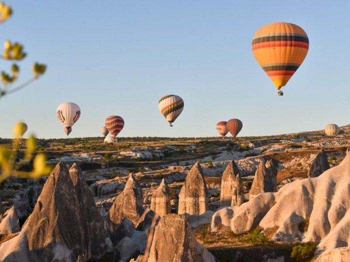 Ngeri, Ini Kecelakaan Balon Udara yang Pernah Terjadi di Dunia