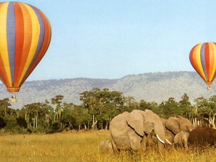 Berbagai Negara dengan Wisata Balon Udara Terbaik di Dunia