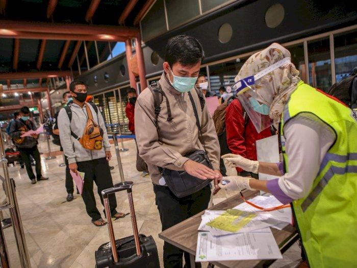Bandara Soetta Diperketat, Penumpang Wajib Punya SIKM Bila Ingin ke Jabodetabek