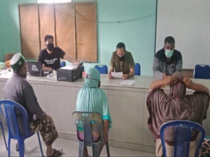 Kadus Pantai Gadung Besitang Langkat Bantah Lakukan Pemotongan BST