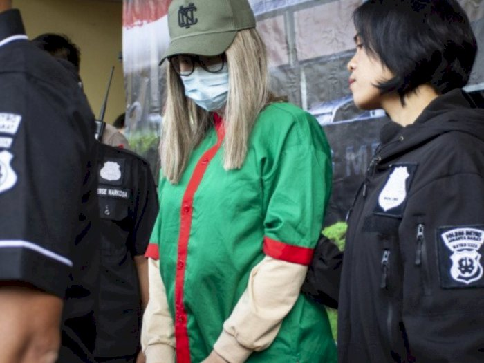 Hari Ini, Lucinta Luna Jalani Sidang Kasus Narkoba di PN Jakbar