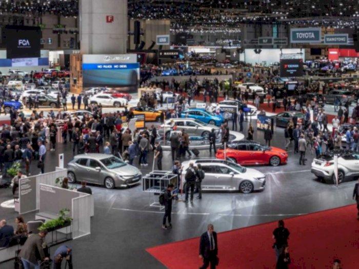 Masalah Keuangan, Geneva Motor Show 2021 Terancam Batal