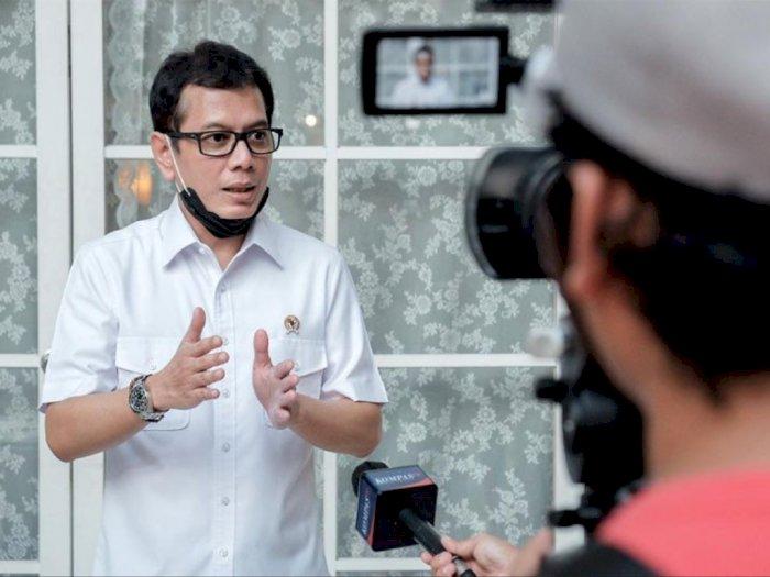Menparekraf Akan Promosikan Pariwisata Indonesia Lewat Platform Digital