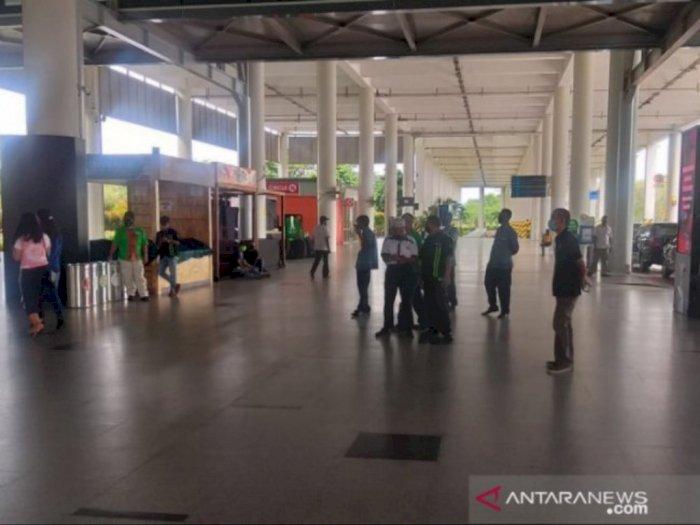 Bandara Kualanamu Mulai Ramai Penumpang Pasca Lebaran