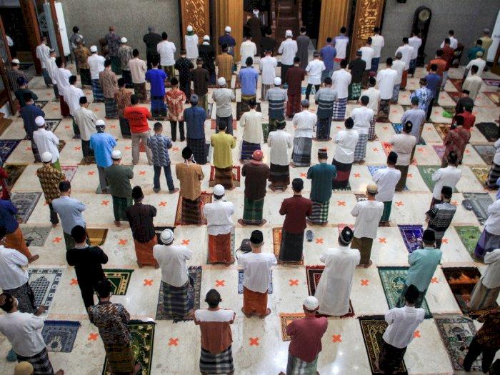 Tahap Pertama New Normal, Masjid akan Dibuka untuk Salat Saja