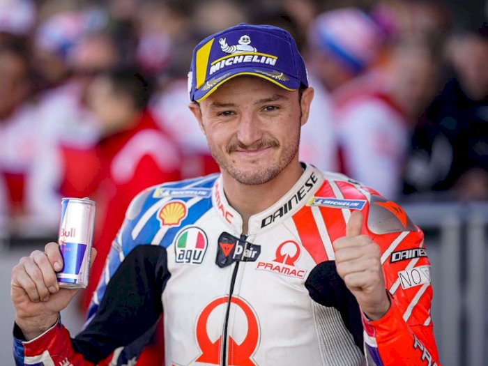 Resmi! Jack Miller Bergabung dengan Ducati di MotoGP 2021