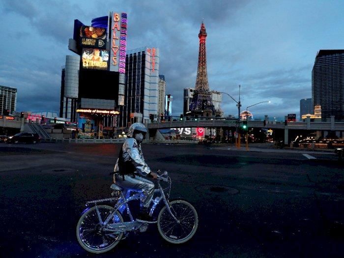 Kasino di Las Vegas Mulai Dibuka Juni Mendatang