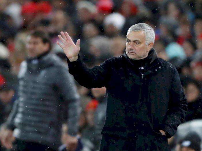 Mourinho: Tottenham Takkan Berambisi di Bursa Transfer