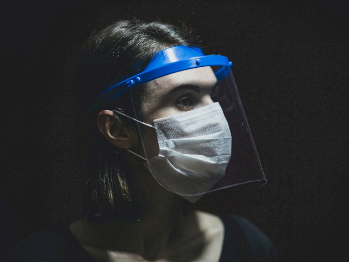 Berfungsi Cegah Virus Corona, Ini Plus-Minus Masker Kain dan Face Shield