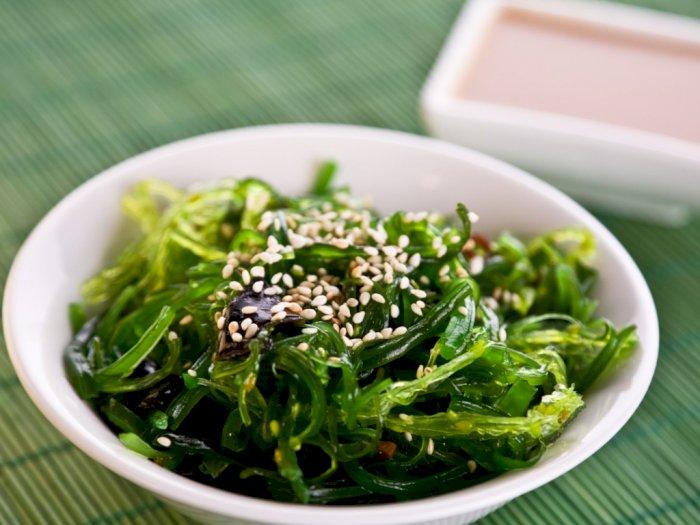 Mudah dan Praktis, Resep Wakame Salad Khas Jepang yang Nikmat