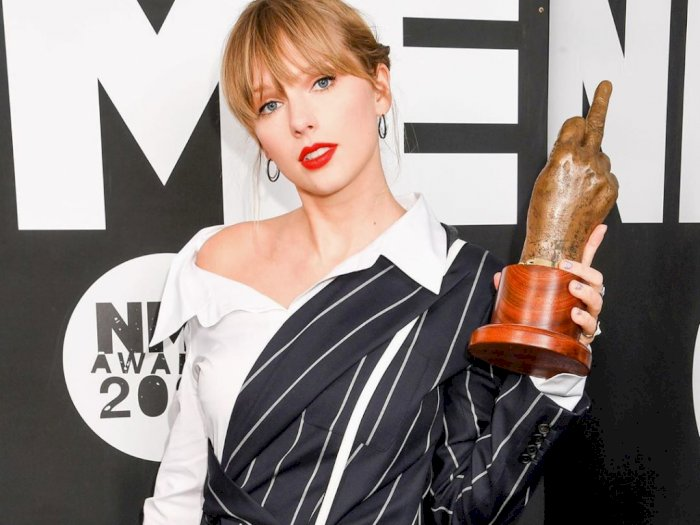 Taylor Swift Dipuji Sebagai Aktivis dalam Industri Musik yang Seksis dan Rasis