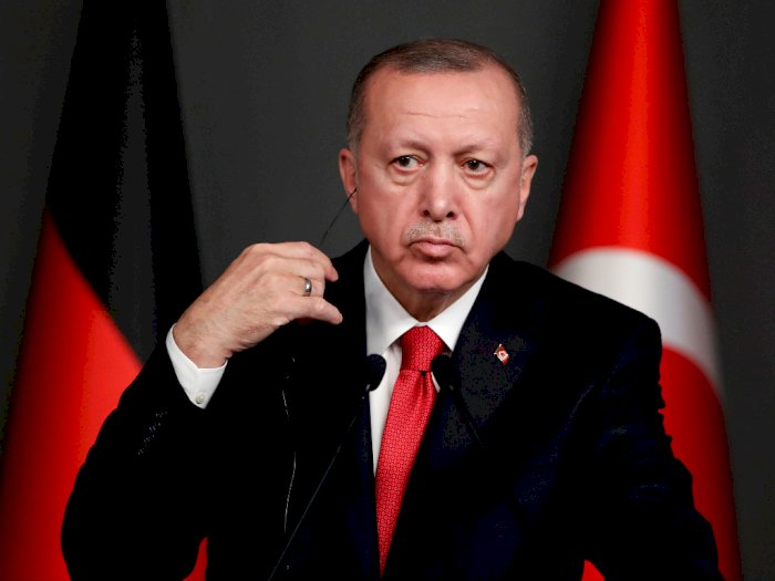 Tanggapi Kematian Georger Floyd, Erdogan: Kami Akan Pantau Masalah Ini