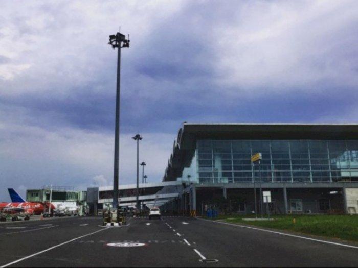 Bandara Kualanamu Siapkan Protokol New Normal di Tengah Pandemi Covid-19