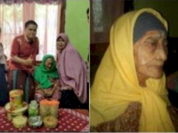 Nenek Berusia 100 Tahun di Surabaya Berhasil Kalahkan COVID-19