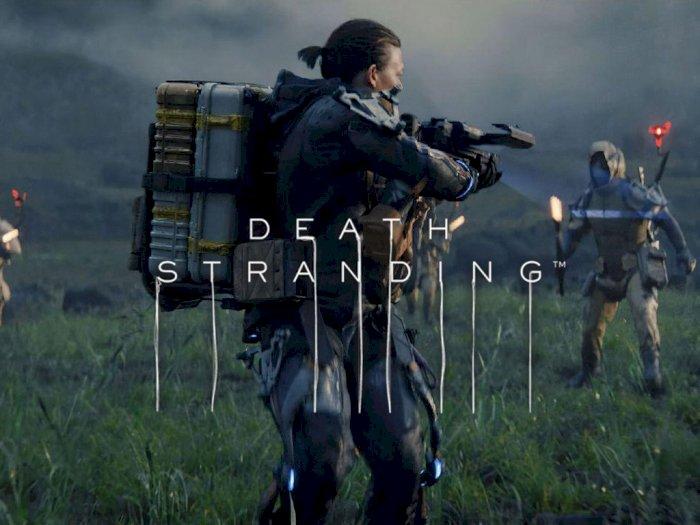 Hideo Kojima Sebut Game Death Stranding Kini Sudah Balik Modal!