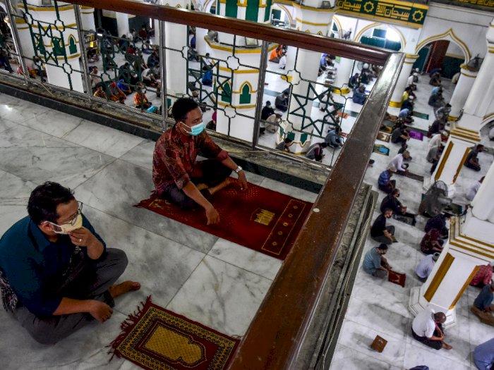 Masjid dan Musala di Pekanbaru Siap Dibuka Kembali