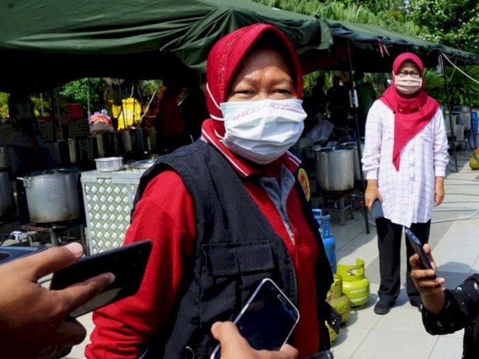 Risma Sesalkan 2 Mobil Bantuan BNPB Dialihkan Gugus Tugas Jatim ke Daerah Lain