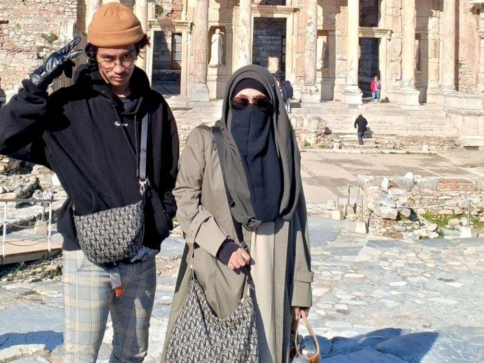 Abidzar Dinyinyiri Netizen, Ini Balasan 'Pedas' Umi Pipik