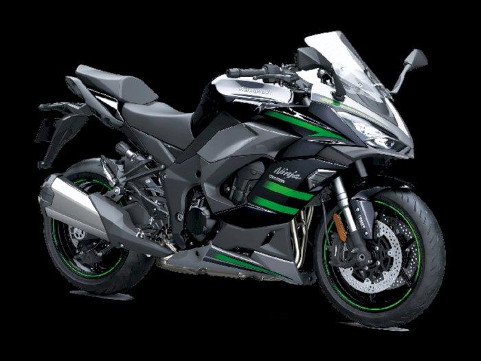 Kawasaki Resmi Luncurkan Ninja 1000SX Anyar, Ini Tampilannya