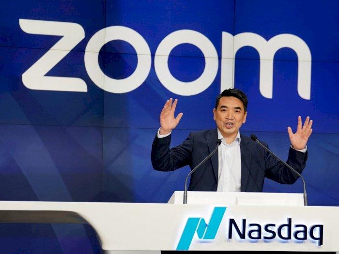 Pendiri Zoom Ceritakan Momen Paling Mengejutkan di Layanan Buatannya!