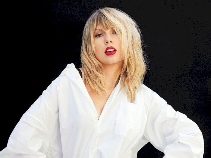 Sentil Donald Trump, Cuitan Taylor Swift dapat 'Likes' Terbanyak