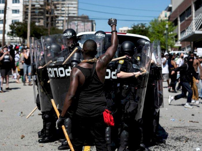 WNI di AS Mendapat Intimidasi di Tengah Kerusuhan Berlatar Rasisme, Begini Ceritanya