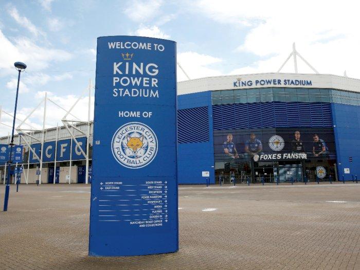 Jelang Restart Liga Inggris, Leicester Latihan Tanding di Stadion Kosong