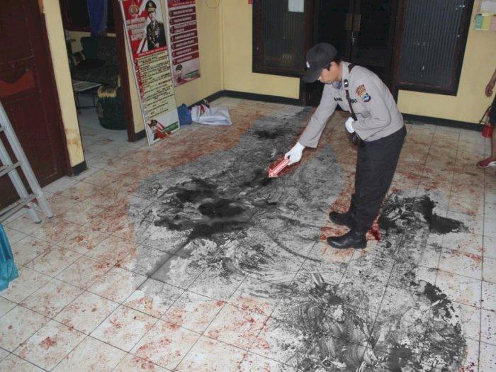 Polsek di Kalsel Diserang, 1 Anggota Dikabarkan Dibacok