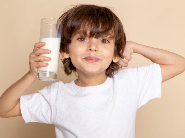 Benarkah Konsumsi Susu Bisa Menambah Tinggi Badan?