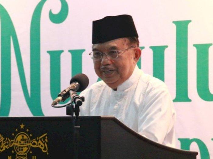 Soal Protokol Kesehatan, Jusuf Kalla Nilai Masjid Lebih Mudah Diatur