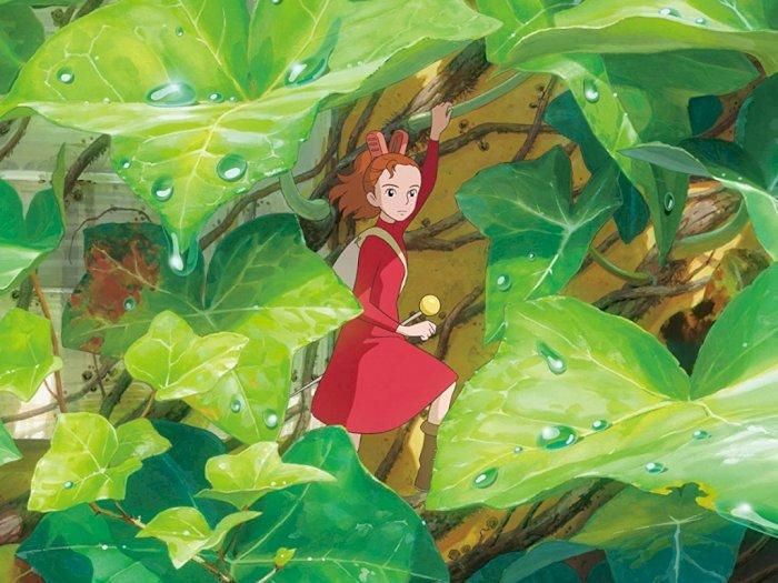 "Sinopsis Animasi Terbaik ""The Secret World of Arrietty (2010)"""