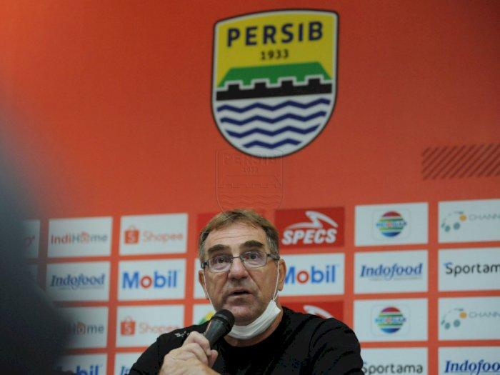 Robert Alberts Tak Setuju Jika Kompetisi Diganti Turnamen