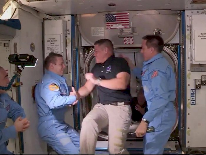 Astronot NASA Akan Bawa Pulang Oleh-Oleh Spesial dari ISS, Apa Itu?