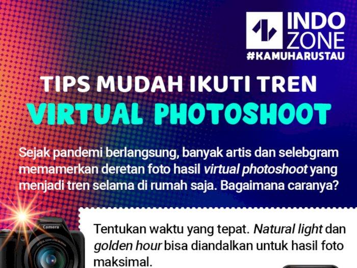 Tips Mudah Ikuti Tren Virtual Photoshoot