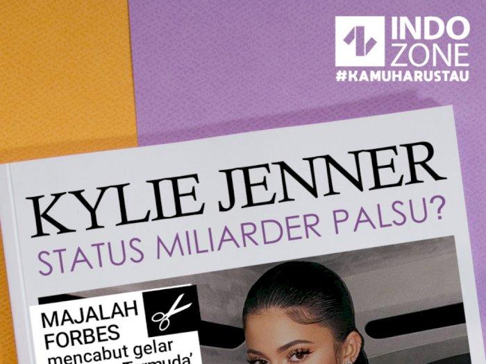 Kylie Jenner, Status Miliarder Palsu?