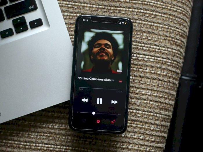 Apple Music dan Spotify Kompak Dukung Aksi Blackout Tuesday!